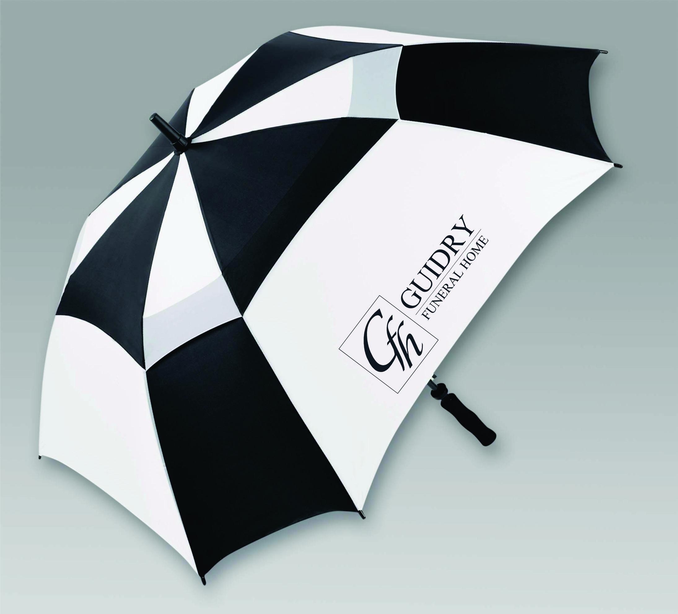 e85437fb2 Style #ROPSG62 – 62″ Premium Vented Square Golf Umbrella – Double Canopy  Design – Comfortable Suregrip Foam Handle – Fiberglass Shaft – Automatic  Push ...