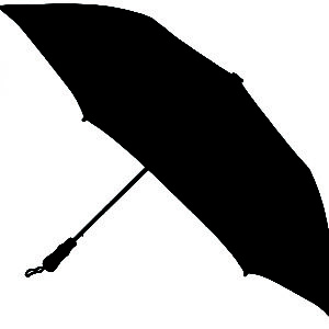 "56"" Black Umbrella"